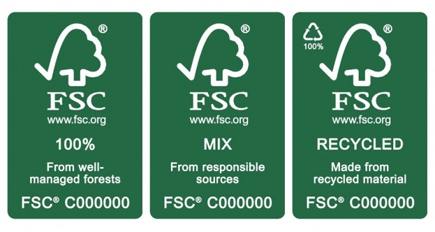 Fsc Certified And Recycled Paper The Direct Mail Man