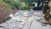Weekend Project: DIY Flagstone Patio | The Distilled Man