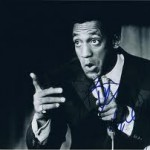Bill Cosby, doing standup, back in the day...