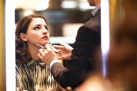 yves saint laurent winter make up