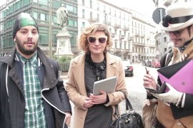Sephora BeauTV Follows the Bloggers for Milan Fashion Week