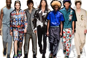 spring summer 2016 menswear fashion week