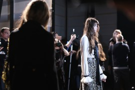 Roberto Cavalli miln fashion week fashion blogger anja tufina