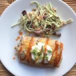 Cream Cheese Chimichanga