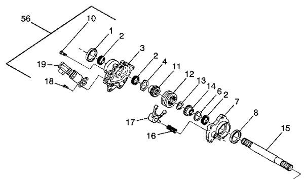 2004 chevy trailblazer wiring schematic
