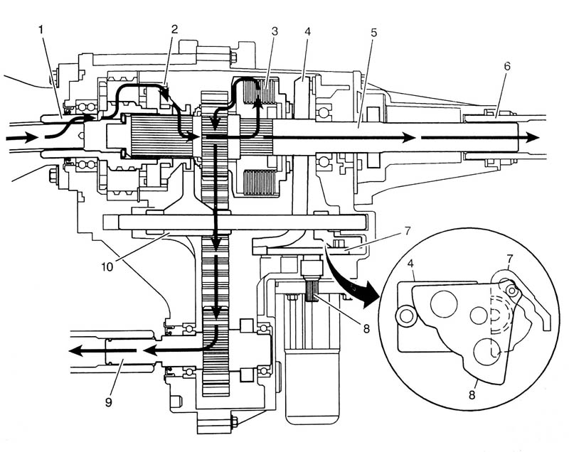 np8 transfer case wiring diagram