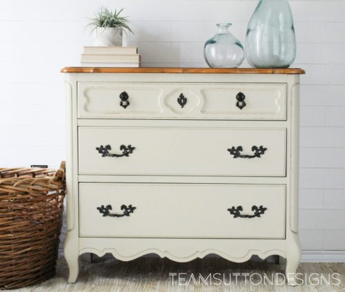 Medium Of French Provincial Furniture