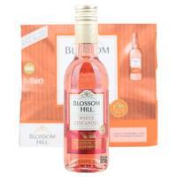 Blossom Hill White Zinfandel Rose Wine 12x 187ml