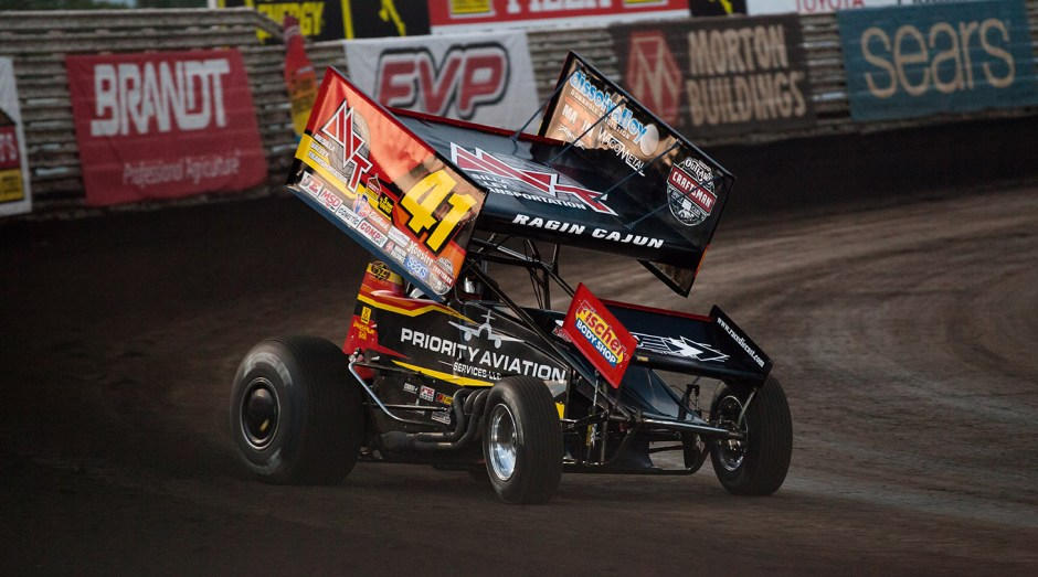 Jason Johnson is a 5-time ASCS National Tour champion