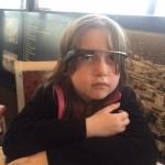 Ivy using Google Glasses