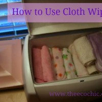 Going All the Way With Cloth Wipes