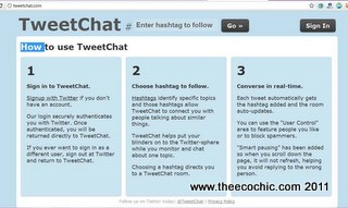 How to Use TweetChat