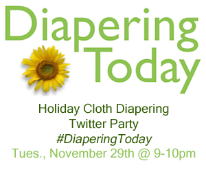 Diaper Today Twitter Party