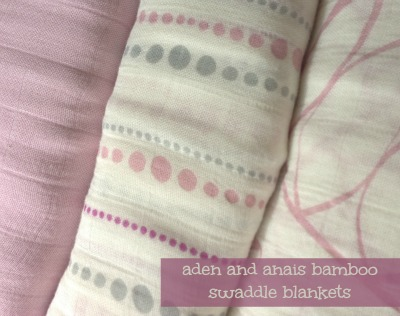 Bamboo Swaddle Blankets
