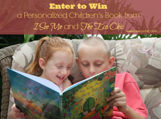 Personalized Children's Book Giveaway