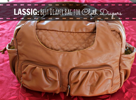 Best Diaper Bag for Cloth Diapers Lassig