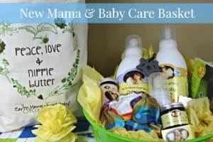 Mama & Baby Care Basket