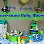 Cloth Diaper Baby Shower