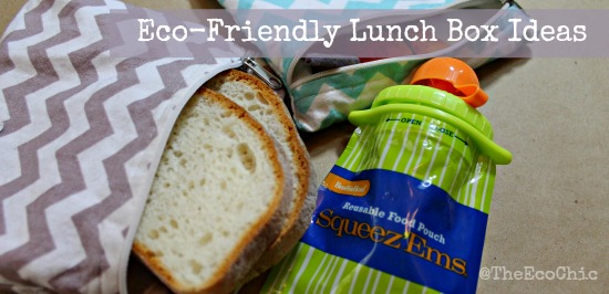 Eco-Friendly Lunch Boxes @TheEcoChic