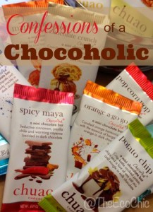 Confessions of a Chocoholic