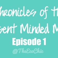 Chronicles of the Absent Minded Mom - Episode 1