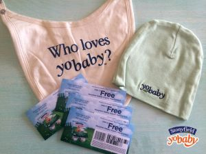 YoBaby Prize Pack