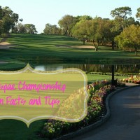 Valspar Championship Fun Facts and Tips 2015