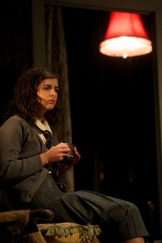 Rebecca Ryan as Jo in A Taste of Honey