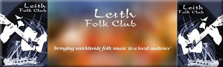 leith folk club image