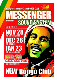 messenger sound system poster for winter 2016