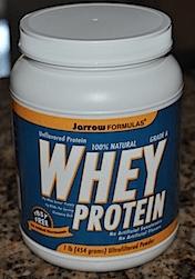 Organic Jarrow Protein
