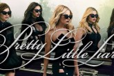 The promo for the new season of Pretty Little Liars. Photo Credit: Freeform