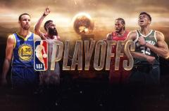 The NBA playoffs are finally here! First games begin this weekend!