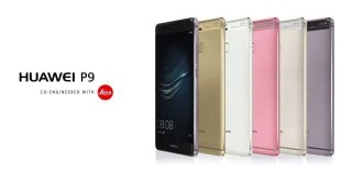 Huawei Launch the New P9 & P9 Plus