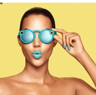 Snapchat Introduces Spectacles, Sunglasses That Record and Upload Video Memories to Snapchat