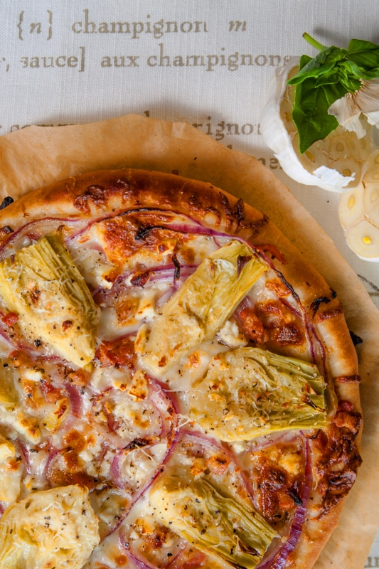 ArtichokePizza