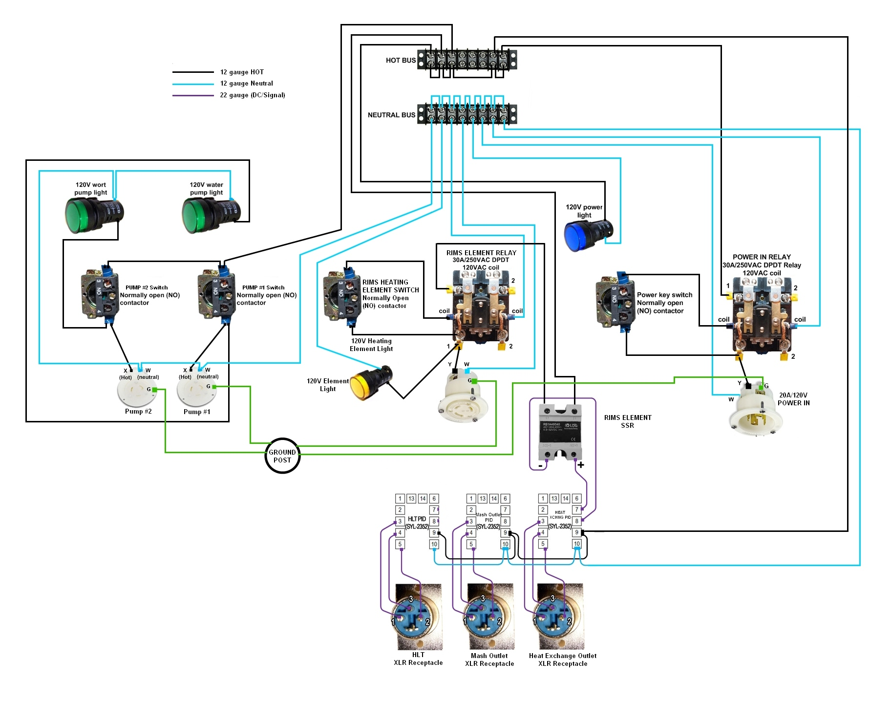 relay wiring diagram honeywell r8222u 1071 wiring library