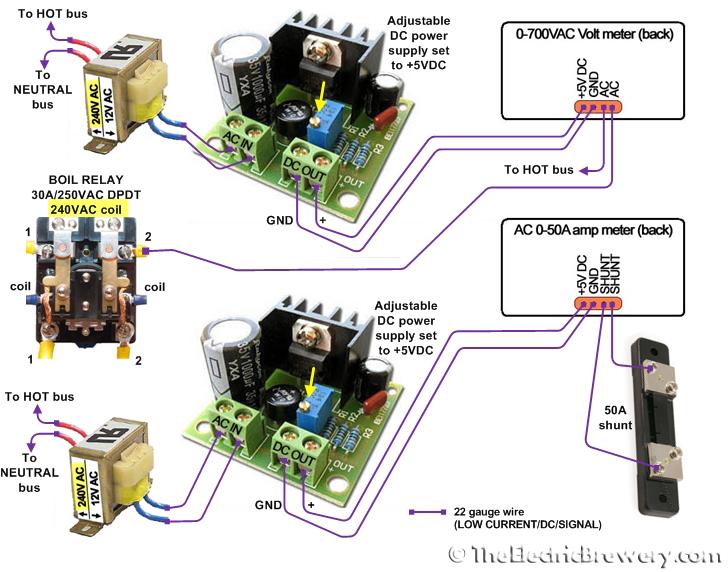240v well pump wiring diagram