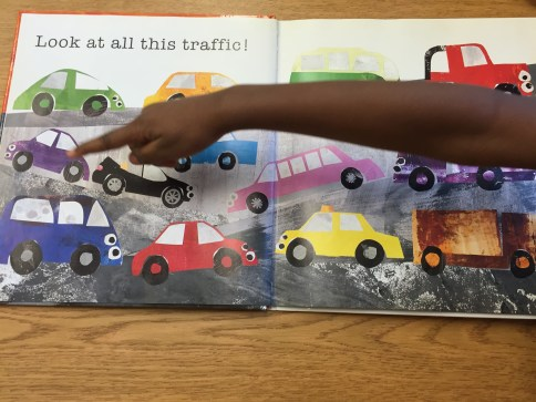 Toot Toot Book first page
