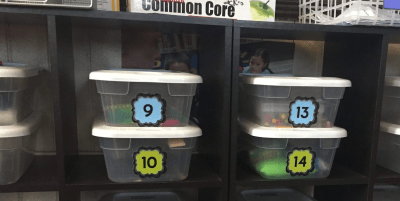 Save the Supplies! {Why Supply Bins Will Help Your Class Stay Organized}