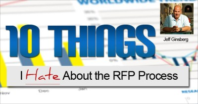 Email Marketing: 10 Things I Hate About the RFP Process | Email Marketing