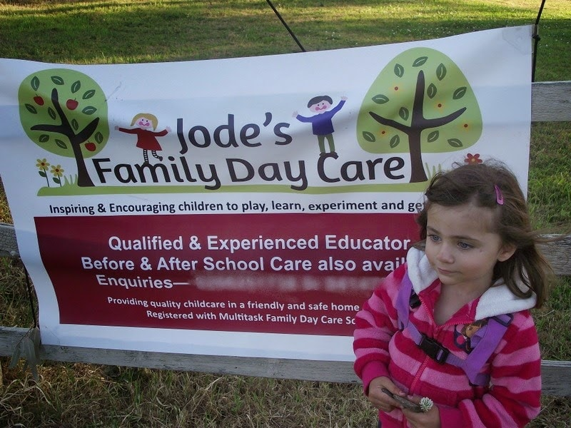 Ideas for promoting and advertising a home day care business - The