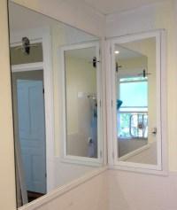 Tall Mirrored Medicine Cabinet   Home Design Ideas