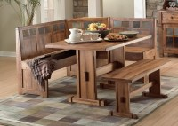 Kitchen Table With Bench Seating | Home Design Ideas