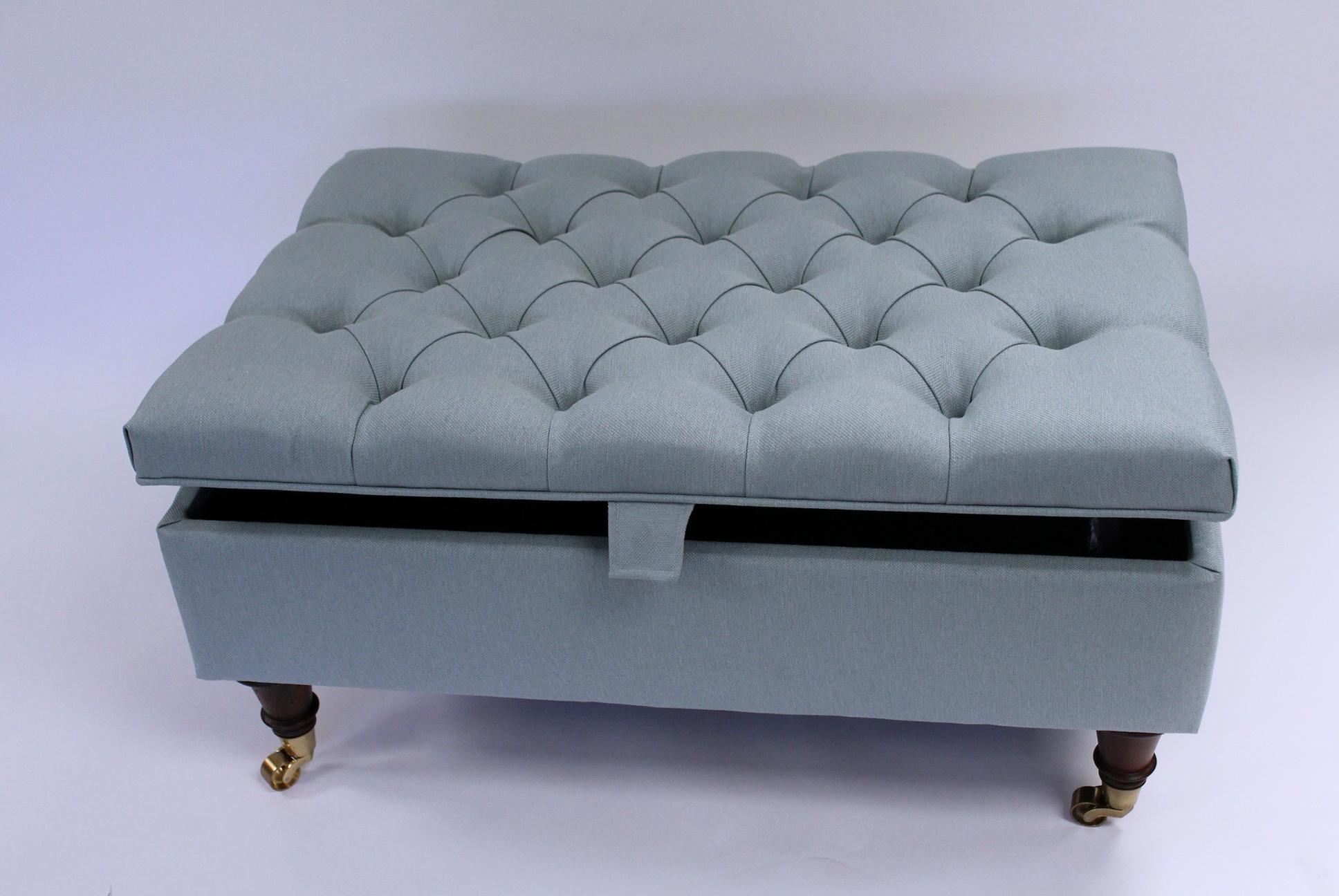 Upholstered Ottoman Coffee Table Uk