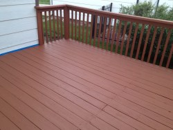 Small Of Behr Deck Over