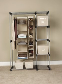 Small Of Stand Alone Closet