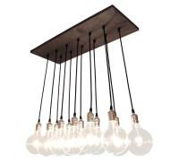 Industrial Style Lighting Chandelier   Home Design Ideas