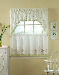 Kitchen Window Curtains Amazon | Home Design Ideas