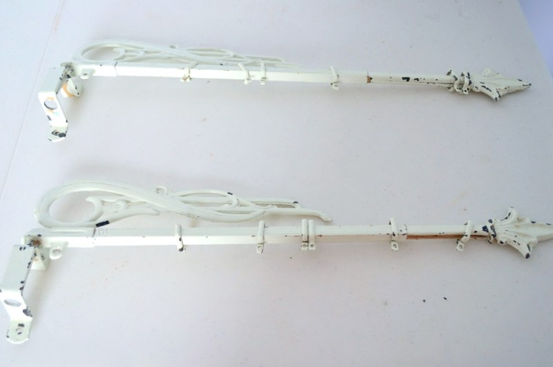 Large Of Swing Arm Curtain Rod